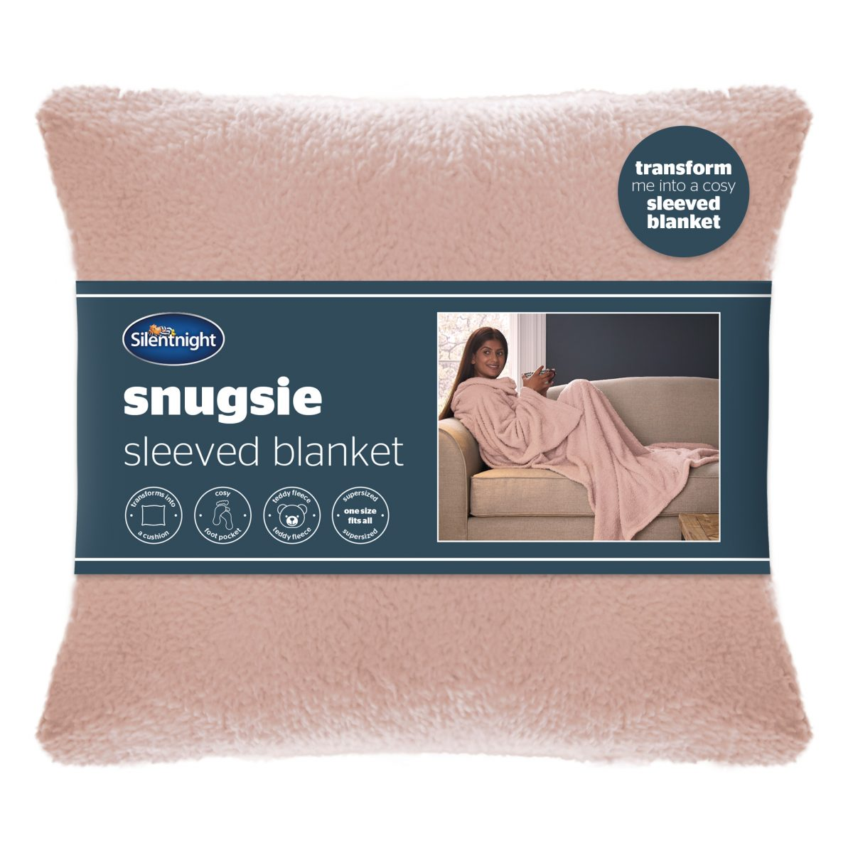 Snugsie Wearable Blanket