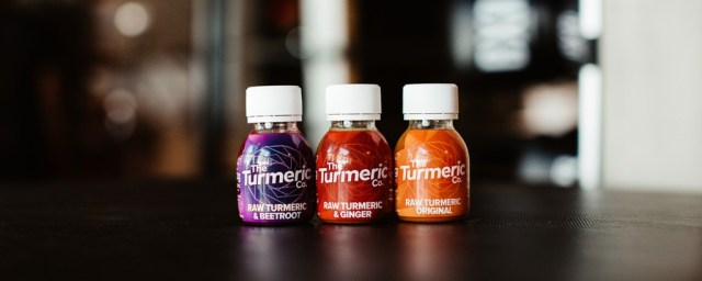 WHAT'S WITH ALL THE TURMERIC TALK