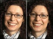 smile test fake smiles