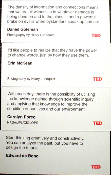 moo ted 2007 quotes