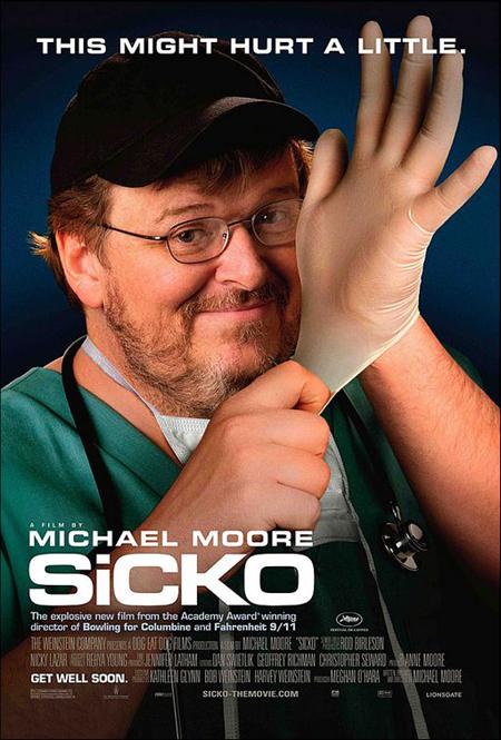 Sicko documentry michael moore