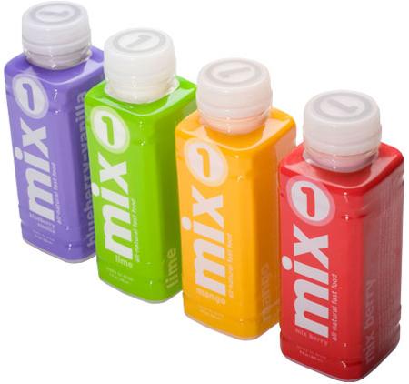 mix1 beverage life fast food