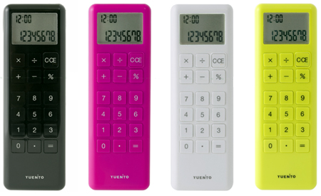 yuento mobile calculator