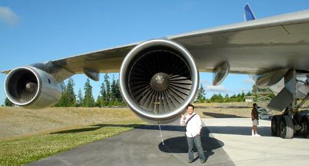 seattle boeing 787 wings