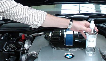 gadgetoff 2007 bmw exhaust hybrid