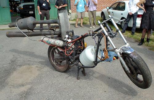 gadgetoff 2007 rocket bike