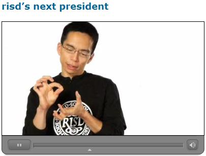 john maeda president risd 2008