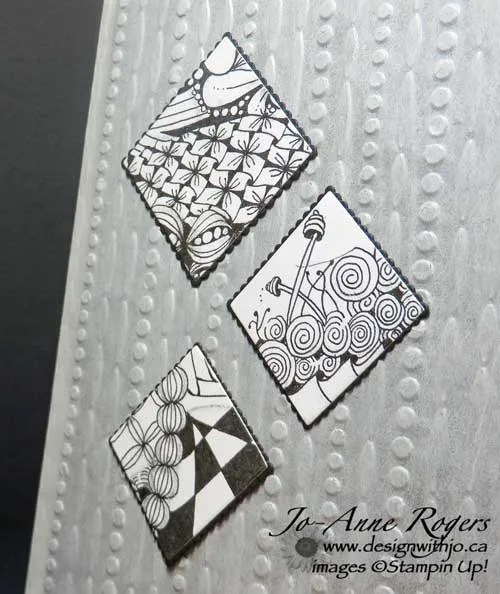 zentangle stampin' up!