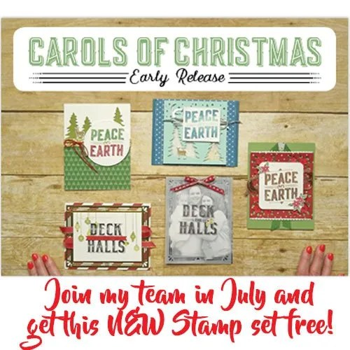 last day for two great stampin' up! opportunities!