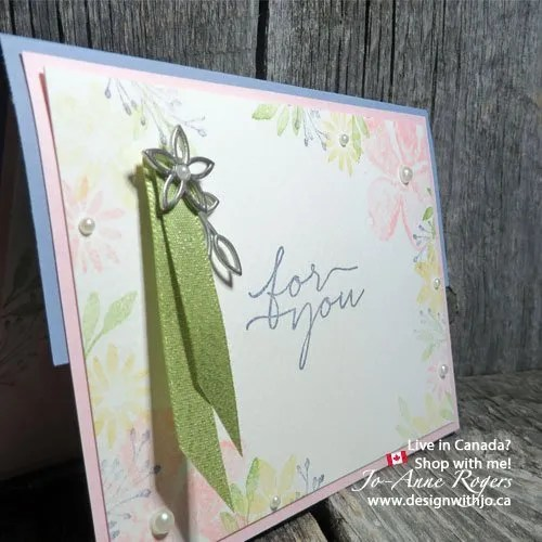 mothers day greeting card handmade by you