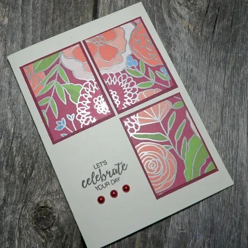 Make an Easy Handmade Layered Card