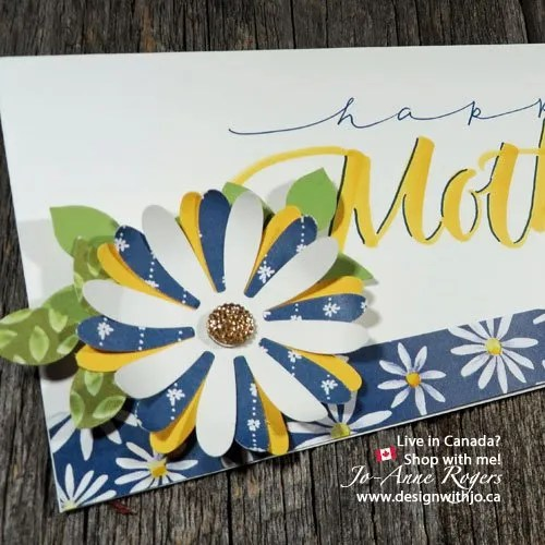 make a brush lettered mothers day card