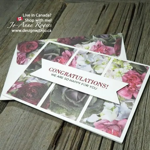 Five Minute Ultra FAST DIY Notecards for Special Occasions