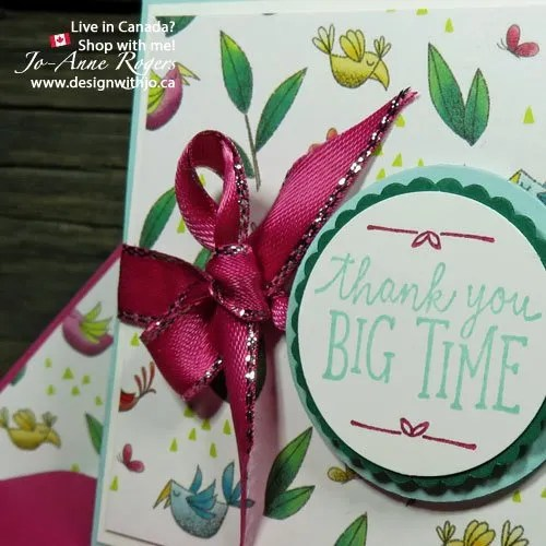 matching Designer Series Paper and coordinating cardstock for gorgeous cards
