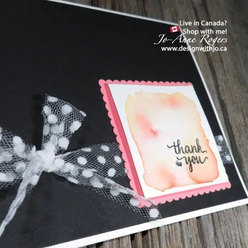 let's make some simple thank you card ideas