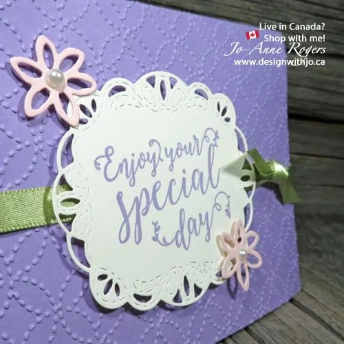 how to match embossing folders and framelits