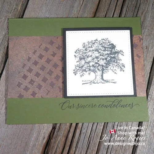 let me show you colouring embossing paste for cardmaking