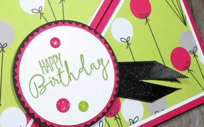 Make a Right Angle Fold Gift Card Holder | VIDEO