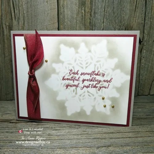 Let me Show you How to Use Sponge Daubers for Card Making