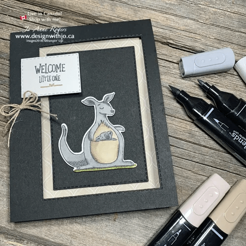 Hands Down The Best cardstock for Stampin Blends Is...