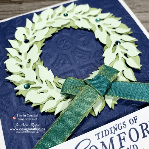MUST HAVEs for 15 Wreath Cards to Make for the Holidays