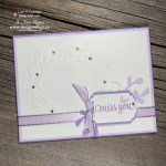 Jo-TIPS VIDEO for How to Get Perfect Placement with Embossing Folders