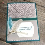 Cardmaking with Patterned Paper for quick cards