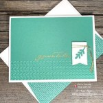 Who loves to Use Heat Embossed Rubber Stamped Images in Card Making?