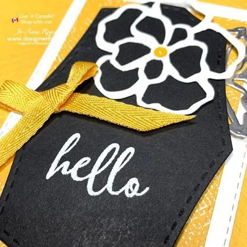 Try Using Flower Dies for Handmade Greeting Cards