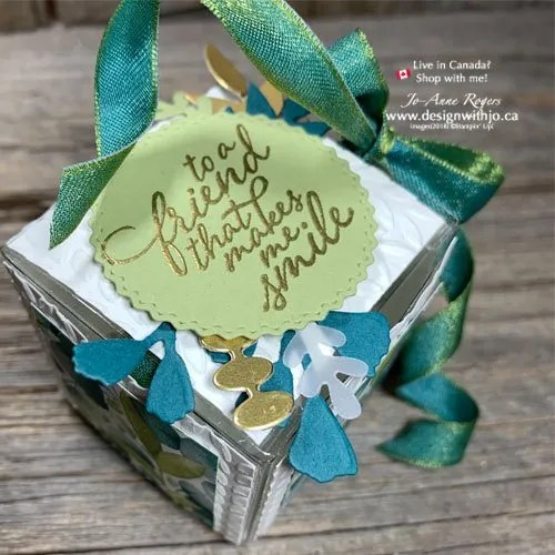 Learn How to Decorate a Gift Box with Cutouts