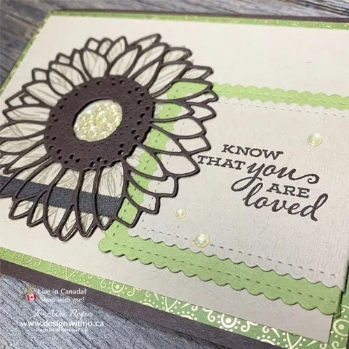 Want to Learn How to Make Cards with Dies and Rubber Stamps from Stampin Up!?