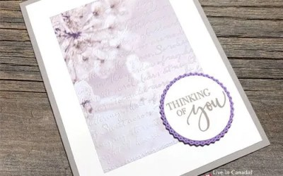 Fast Handmade Cards for the Holidays