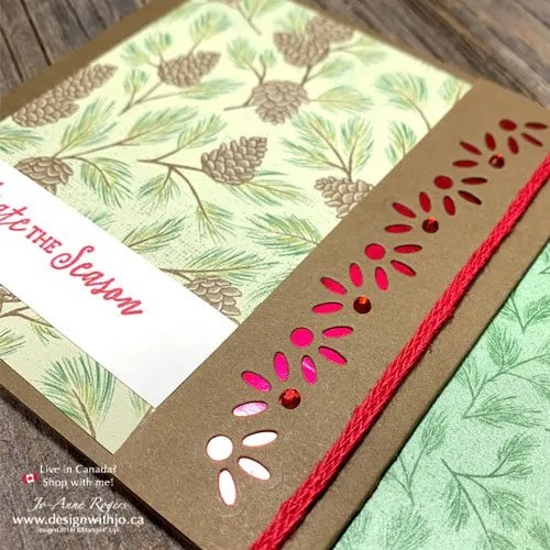 Great Ideas at My Free Live Paper Crafting Classes