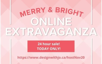 Merry & Bright Online Extravaganza Extended!
