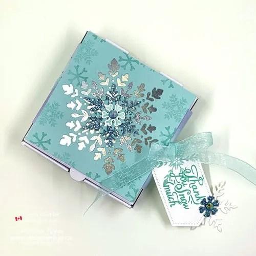 A Pretty Gift to Make for Christmas