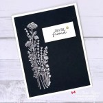 See The VIDEO for 5 Minute Card Making Even with Heat Embossing!