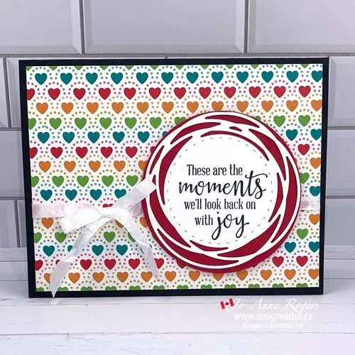 Get All the Steps for this Quick and Cheerful Card to Make