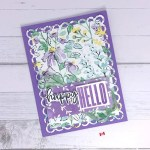 See How to CASE the Cattie toUse Designer Series Paper To Make a Card
