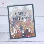 How Patterned Paper Makes Card Making Quick