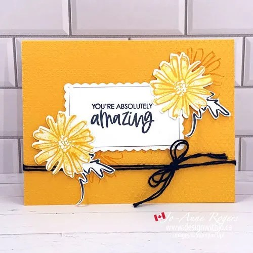 VIDEO to answer what does stamping off mean in card making