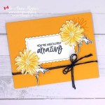 Learn what does stamping off mean in card making