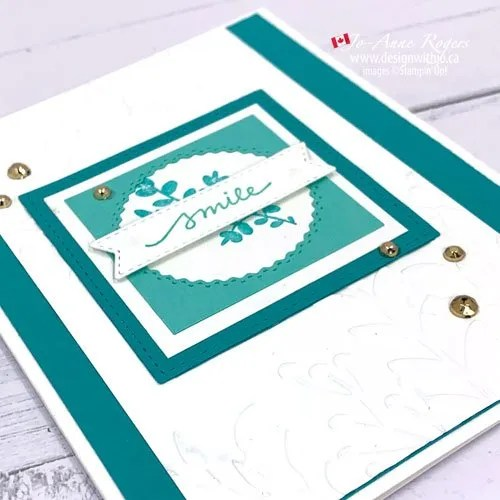 Let Me Show You What Does Monochromatic Mean in Card Making in this short video