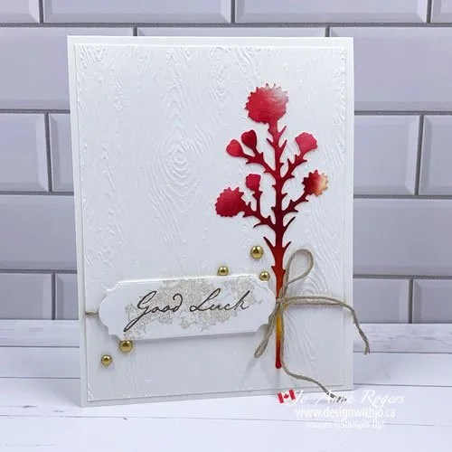 You Won't Believe How This Easy Ribbon Tip for Handmade Cards Is!