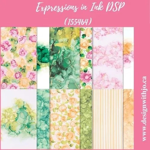 Stunning Expressions in Ink Handmade Cards from Stampin' Up!