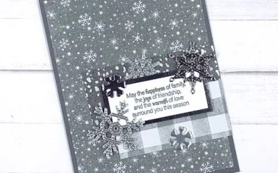 Easy Card Making with Designer Series Paper |CASE the Cattie Episode 16