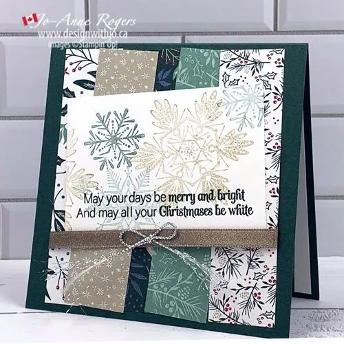 Learn How to Stamp Off for Card Making in my CASE the Cattie Video