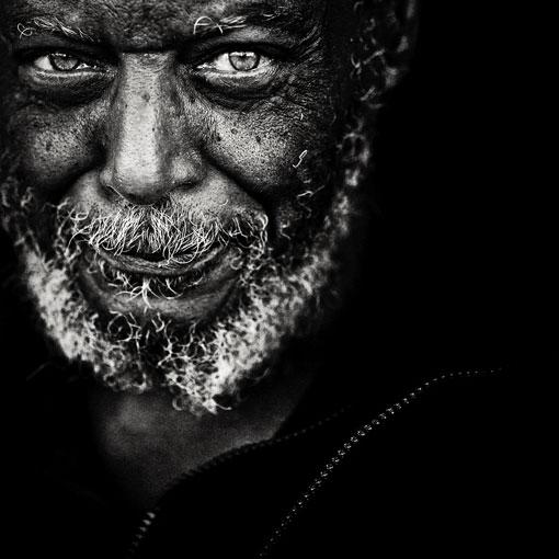 Lee Jeffries Portraits  Design Work Life