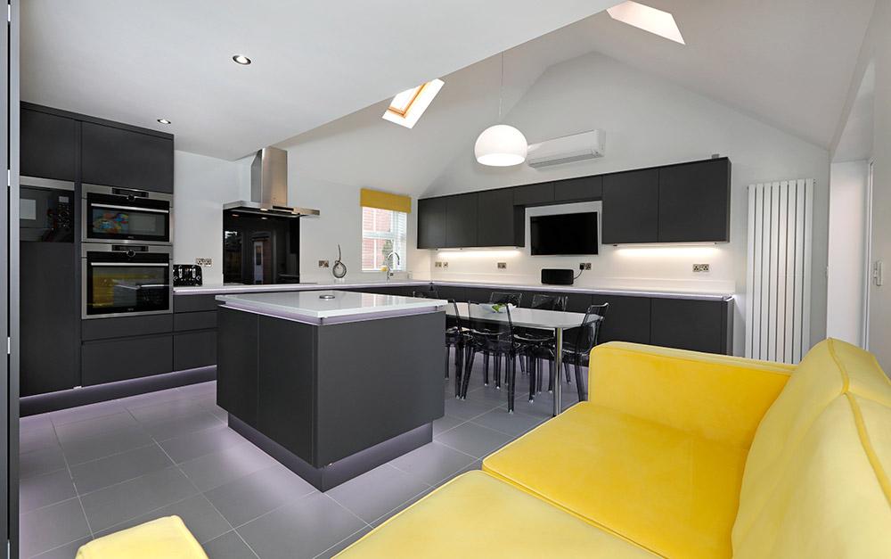 Recently Completed Kitchens Design Works Kitchens