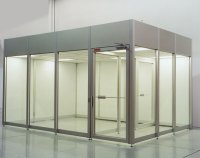 New Modular Cleanroom Walls Provide Fast, Easy Installation
