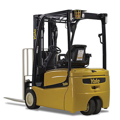 Brake Redesign is a Custom Fit for Forklifts